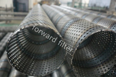 Stainless Steel Water Well Sand Screen Metal Mesh Screen Long Working Life